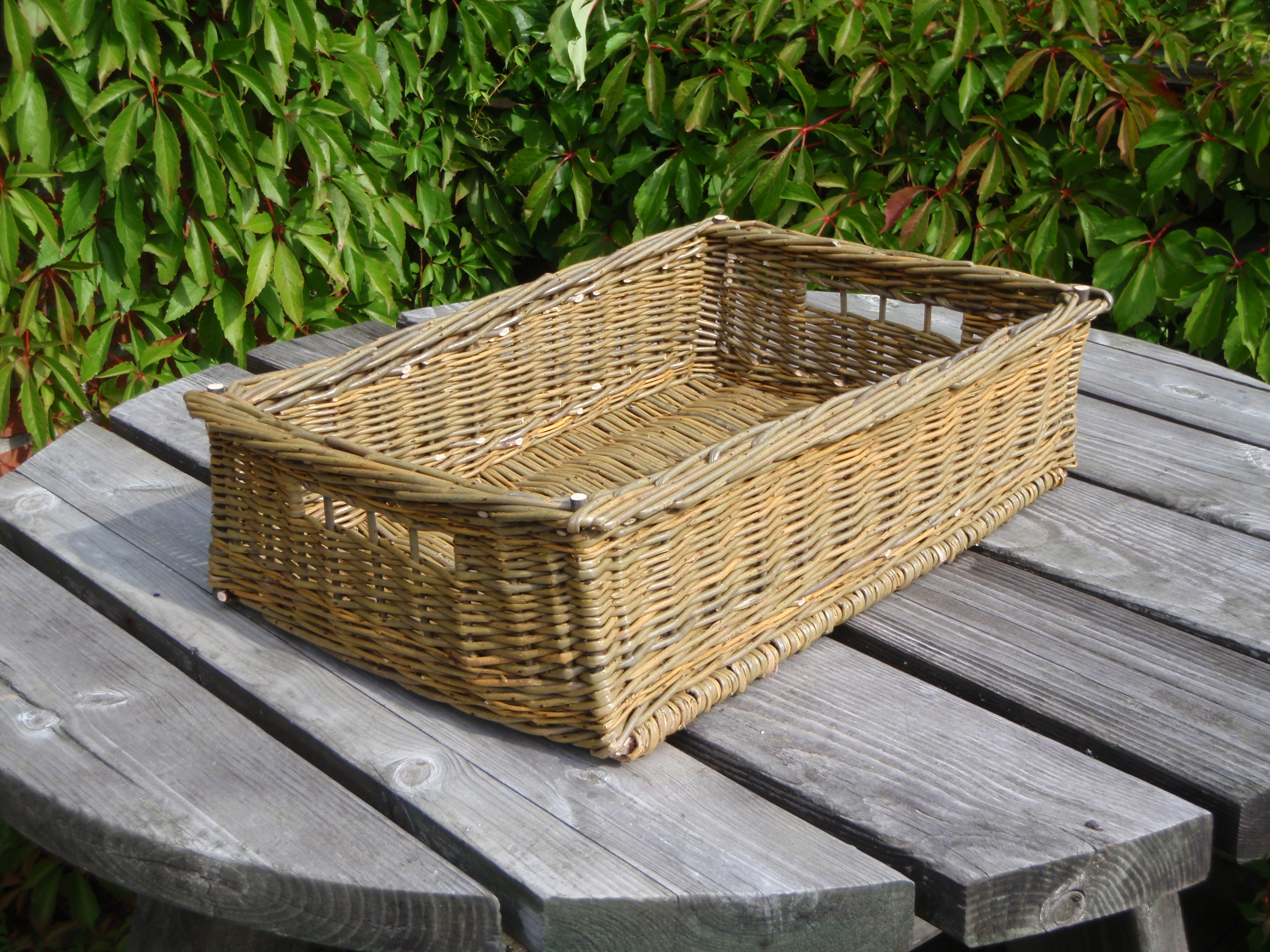 kurv kurvmaker, kurvmakerlærling, pilefletting, pilfletting, kurvmakerskolen, kurvfletting, silja levin, lars levin, skovstuen pil, kurver, levende pil, basket making, basketmaker, willoweaver, willow